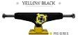 Truck Intruder Hollow Pro Séries Yellow/Black Mid 139mm - Imagem 2