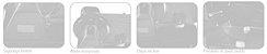 Fatiador de Frios CFI 300 /lâmina 30cm /240watt /0,33hp - Imagem 2