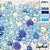 Blend mix de contas cristais perolas e bolas 1º linha  - Imagem 8