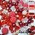 Blend mix de contas cristais perolas e bolas 1º linha  - Imagem 3