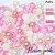 Blend mix de contas cristais perolas e bolas 1º linha  - Imagem 1