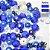 Blend mix de contas cristais perolas e bolas 1º linha  - Imagem 2