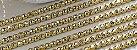 Strass em metro SS12 Aurum Gold (PP24 3,2mm)  STANDARD EGYPTIAN® - Imagem 2