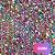 Manta cascalho com strass 24x40 termocolante - Imagem 5