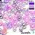 Mix de pedrarias para bordar tiaras Pérolas cristais contas ABS 1º linha Unique  - Imagem 2