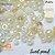 Mix de pedrarias para bordar tiaras Pérolas cristais contas ABS 1º linha Unique  - Imagem 9