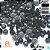 Mix de pedrarias para bordar tiaras Pérolas cristais contas ABS 1º linha Unique  - Imagem 4