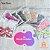 Kit Fabrica de tiaras iniciante  jogo completo tiaras linha agulhas e pedrarias - Imagem 8
