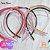 Kit Fabrica de tiaras iniciante  jogo completo tiaras linha agulhas e pedrarias - Imagem 6