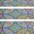 Fita gorgurão estampa Rosetas  Gitex® N˚05 / 09 / 12 - Imagem 1
