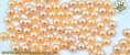 Meia Pérola ABS 3mm Shine Beads®  - Imagem 2