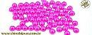 Meia Pérola ABS 4mm Shine Beads®  ESPECIAL FESTIVAL DE PÉROLAS E MEIAS PÉROLAS - Imagem 3