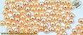 Meia Pérola ABS 4mm Shine Beads®  ESPECIAL FESTIVAL DE PÉROLAS E MEIAS PÉROLAS - Imagem 2