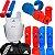 Kit Adidas Taekwondo WKF Kumite I - Imagem 12