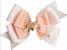 Vestido Infantil Casual de Pregas com bolero de plus bordado - Imagem 3