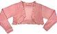 Casaco Juvenil de Plush Rosa - Imagem 1