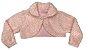 Vestido infantil Estampado Renda e Casaco de Pelo  - Imagem 3