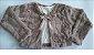 Casaco Infantil Pele Comprido c/ Bordado - Imagem 3