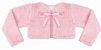 Vestido Infantil Casual Nuvem com Bolero de Pelo - Imagem 4