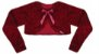 Vestido Infantil Chic c/ Peito de Renda com Casaco de Pelo - Imagem 3