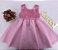 Vestido Infantil com Renda no Peito - Imagem 1