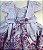 Vestido infantil Floral - Imagem 4