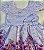 Vestido infantil Floral - Imagem 3