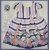 Vestido Infantil listado com Barrado de Gato Marinheiro - Imagem 1