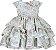 Vestido Infantil babados - Imagem 1