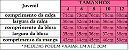 Conjunto Juvenil de Plush Rosa com Capuz e Strass - Imagem 7