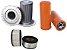 Kit De Filtros Para Compressor Ingersoll Rand Ssr Ep 100 - Imagem 1