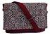 Bolsa carteiro feminina de lona - Imagem 1