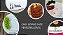 Cake Board MDF - Scallop Personalizado (Vários tamanhos) Kit 5 unidades - Imagem 4