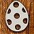 Kit - Tags de Páscoa ovinhos- 12 unidades - Imagem 2