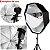 Sombrinha Soft Octobox Universal 120 - Imagem 8