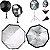 Sombrinha Soft Octobox Universal 120 - Imagem 6