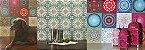 Tecido Adesivo Mandala Pacote / Rolo - Imagem 2