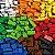 Peças Sortidas Blocos de Montar Compatível Lego (250 Peças) - Imagem 4