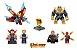 Kit Vingadores Guerra Infinita Lego Compatível c/7 - Imagem 1