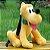 Pelúcia Pluto Disney 30 Cm - Imagem 1