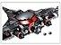 Set Aquaman Ataque do Arraia Negra LEGO Compatível (232 peças) - Imagem 2