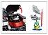 Set Aquaman Ataque do Arraia Negra Compatível Lego (232 peças) - Imagem 4