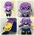 Pelúcia Thanos Vingadores Guerra Infinita 24 Cm - Imagem 2