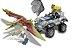Set Jurassic World A Perseguição Ao Pteranodonte - Brinquedo Dinossauro Lego Compatível (126 Peças) - Imagem 1