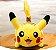 Pelúcia Pikachu 25 Cm - Imagem 1