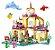 Set Palácio Submarino Ariel Pequena Sereia LEGO Compatível (379 peças) - Princesas Disney - Imagem 1