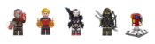 Kit Vingadores Ultimato Lego Compatível c/10 (Edição Deluxe) - Imagem 3