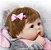 Bebê Reborn Gabi 48 cm Pronta Entrega  - Imagem 3