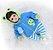 Bebê Reborn Menino Lucas 48 cm  - Imagem 3