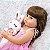Bebê Reborn Michele de Silicone 48 cm  - Imagem 3